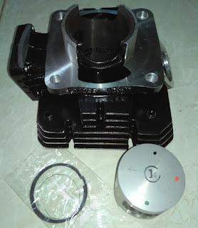Cylinder blok RX King YP-1