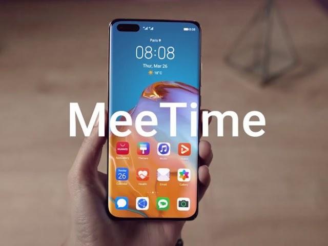 Huawei Rilis Aplikasi Video Call Bernama MeeTime