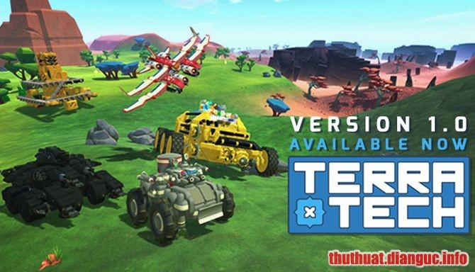 Download Game TerraTech Full Cr@ck