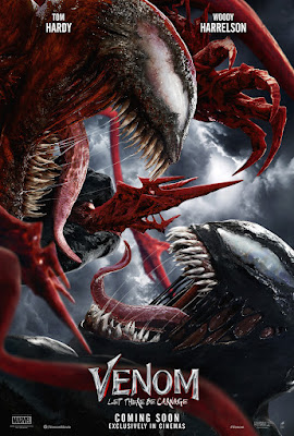 Venom Let There Be Carnage Movie Poster 4