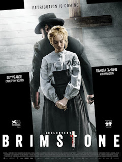 Brimstone Movie Poster 1