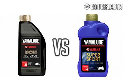 Ini Dia Perbedaan Antara Oli Yamalube Sport dan Yamalube Super Sport