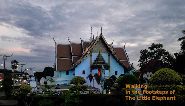 Wat Phumin in Nan - Thailand