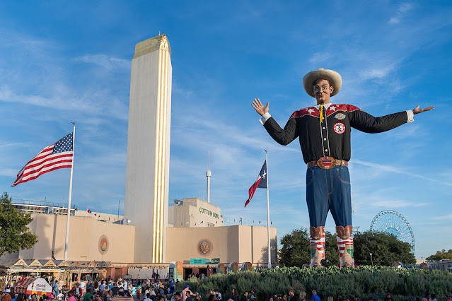 Big Tex, Texas State Fair