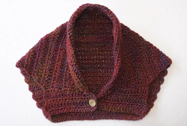 Aprende a Tejer Bolero o Chaqueta a Crochet