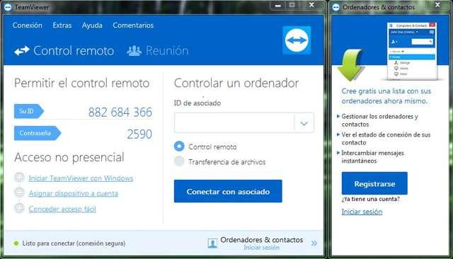 TeamViewer Versión 12.0.8 Premium Español