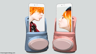 TECNOLOGIA – Dispositivo permite beijo à distância; Veja vídeo