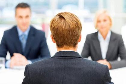 Inilah 10 Tips Sukses Wawancara Kerja Yang Wajib Anda Tau