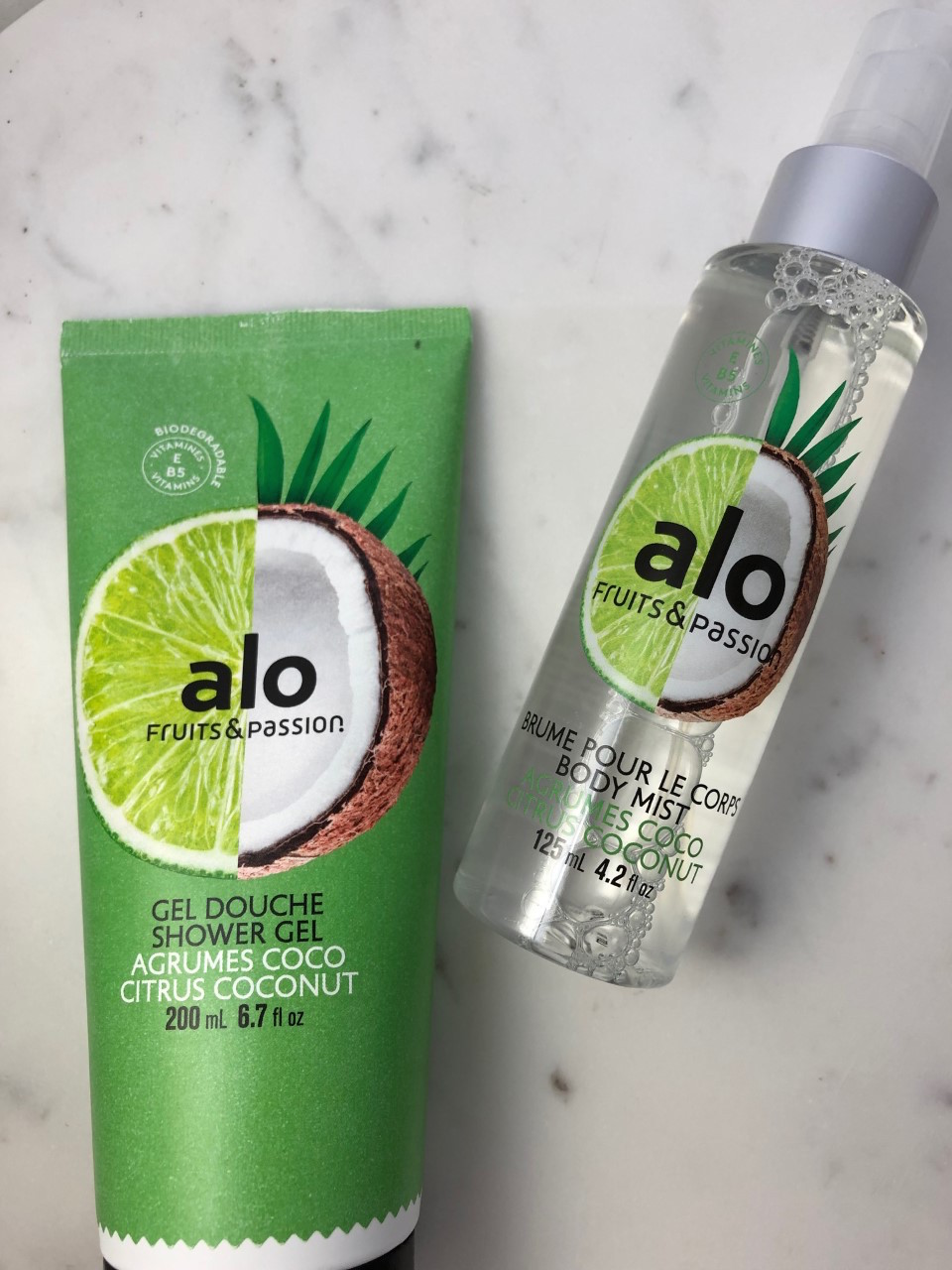 Alo by Fruits and Passion: A quick review