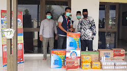 Bank Aceh Syariah Cabang Sigli Bantu Peralatan dan Logistik Ke PMI