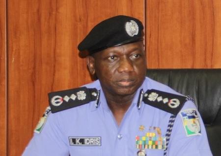 IG of Police Ibrahim Idris,