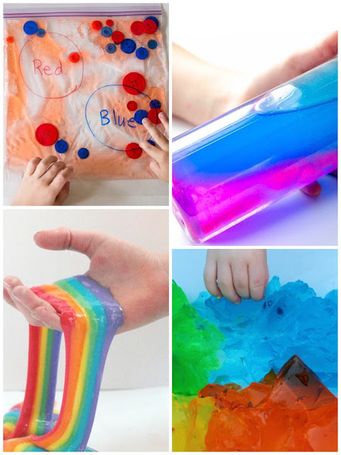 color kids activities