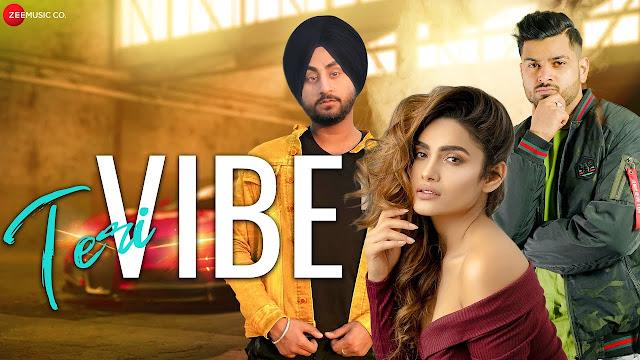 Teri Vibe Song Lyrics    Manveer Singh   Prince Robin   Shah & JSB Music   Sakshi Dwivedi Lyrics Planet
