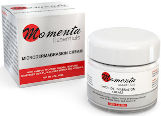 Momenta Essentials Microdermabrasion Cream Scrub