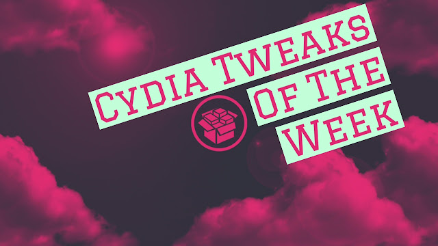 What's up guys! Now it's time to look up the new iOS 9 cydia tweaks released for iPhone/iPad which you might missed in this week. When new tweaks are released in cydia