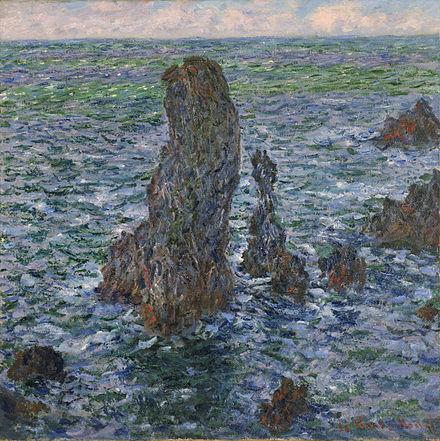 Islands and Other Places: Sarah Bernhardt on Belle-Île-en-Mer