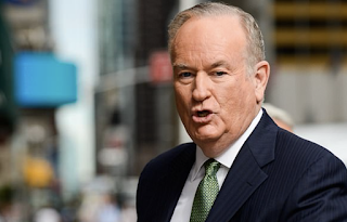 Fox News 'is In Exit Negotiations' With Bill O'Reilly Following New Claims From Black Accuser That He Called Her 'Hot Chocolate' - As Murdoch's Sons Urge Their Father To Clean The House