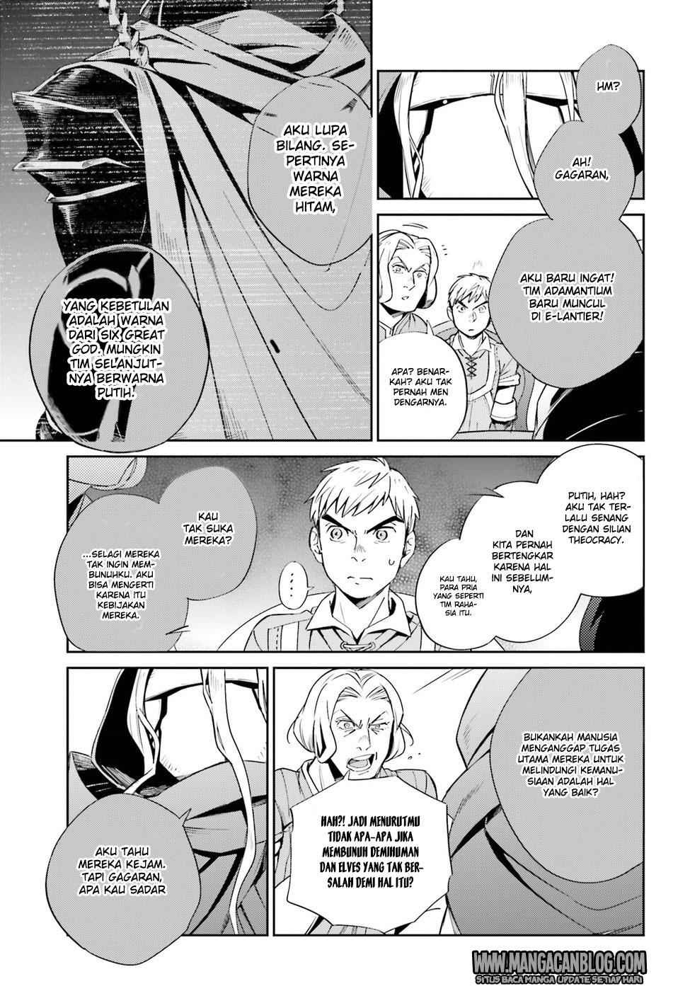 Baca Manga Overlord chapter 30 Bahasa Indonesia