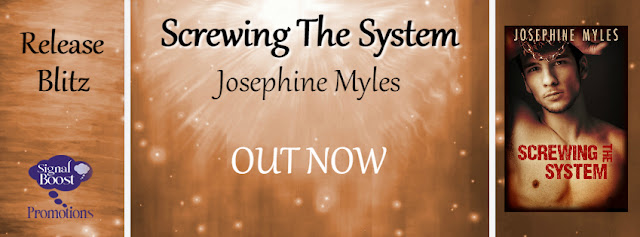 RELEASE – SCREWING THE SYSTEM BY JOSEPHINE MYLES