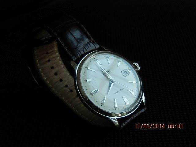 jam   watch  Orient Bambino FER24005W0 (Sold) 055d779d2f
