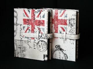 Caja para DVD y pendrive acabado London