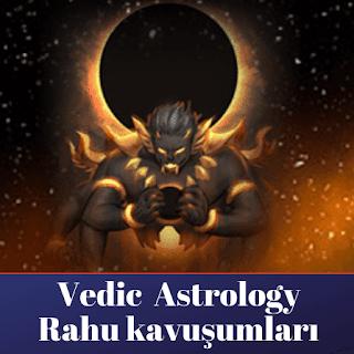 Vedıc Astrolojide Rahu (Kuzey Düğüm) ile Venüs kavuşumu