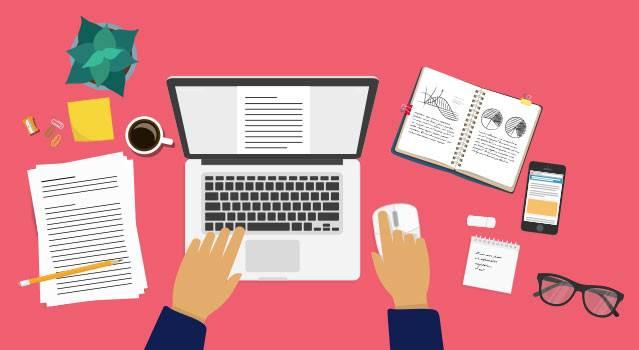 Cara Menyusun Konsep Blog