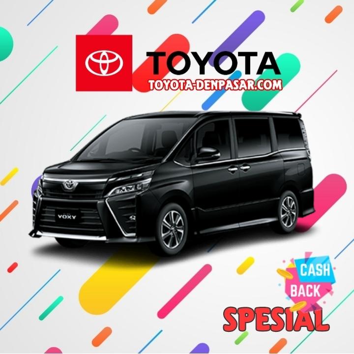 Toyota Denpasar - Lihat Spesifikasi All New Voxy, Harga Toyota Voxy Bali dan Promo Toyota Voxy Bali terbaik hari ini.