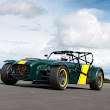 Technodhuniah:Worlds of Information Technology: Caterham has released the first official photos of the fastest of the company's Series 7 cars,