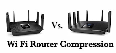 Linksys AC4000 vs AC5000 Compression  (2020 Updated)