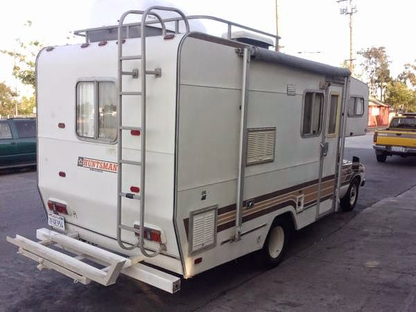 Used RVs 1983 Toyota Huntsman Motorhome For Sale by Owner