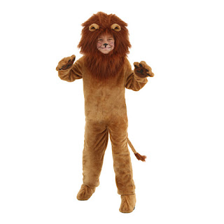 Cosplay Lion Suit
