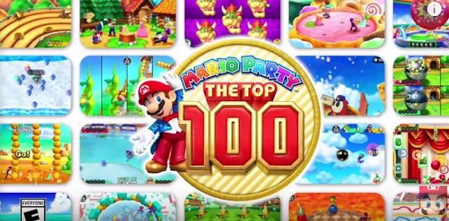 Los mejores minijuegos de Mario Party en Mario Party: The Top 100
