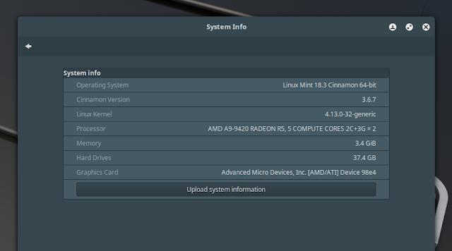 """Mulai Menggunakan Sistem Operasi Linux Lagi """"Linux Mint Cinnamon"""""""