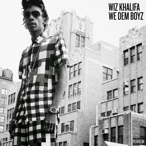 Wiz Khalifa - We Dem Boyz - Single Cover