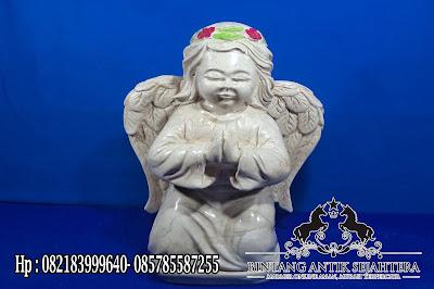 Patung Malaikat Untuk Kuburan | Jual Patung Angel