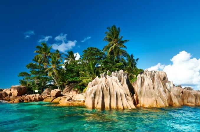 balayı için egzotik adalar şeyseller