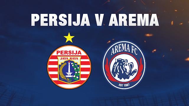 Gambar Harga Tiket online Persija vs Arema FC di Liga 1 2019