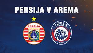 Tiket Online Persija vs Arema FC di Liga 1 2019