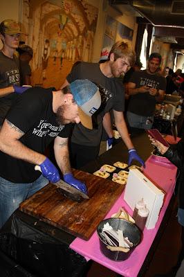Corkscrew BBQ at 2016 Houston BBQ Throwdown