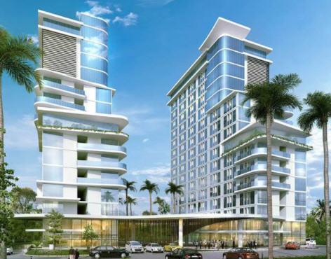 Apartemen Amazana Serpong