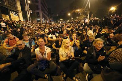 manifestación-barcelona-contra-sentencia-procés