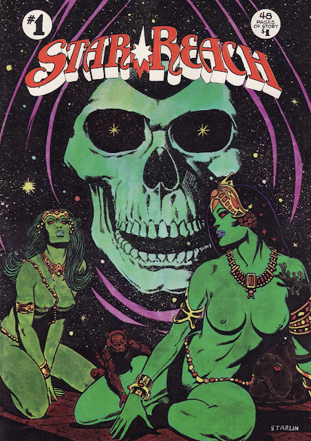 Image result for star reach jim starlin cover