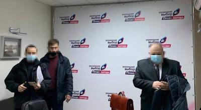 СБУ провела обшуки в офісах Медведчука