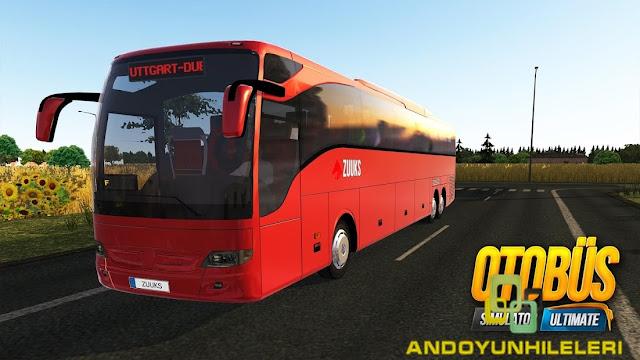 Bus Simulator Ultimate Sınırsız Para Hileli APK