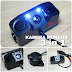 Rear Camera 3 In 1 / Sensor Kamera Parkir / LED Light Mobil Universal