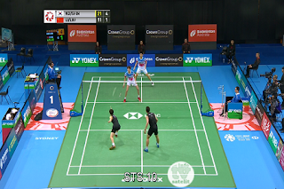 BWF World Tour Super 300 Australia Open AsiaSat 5 Biss Key 8 June 2019