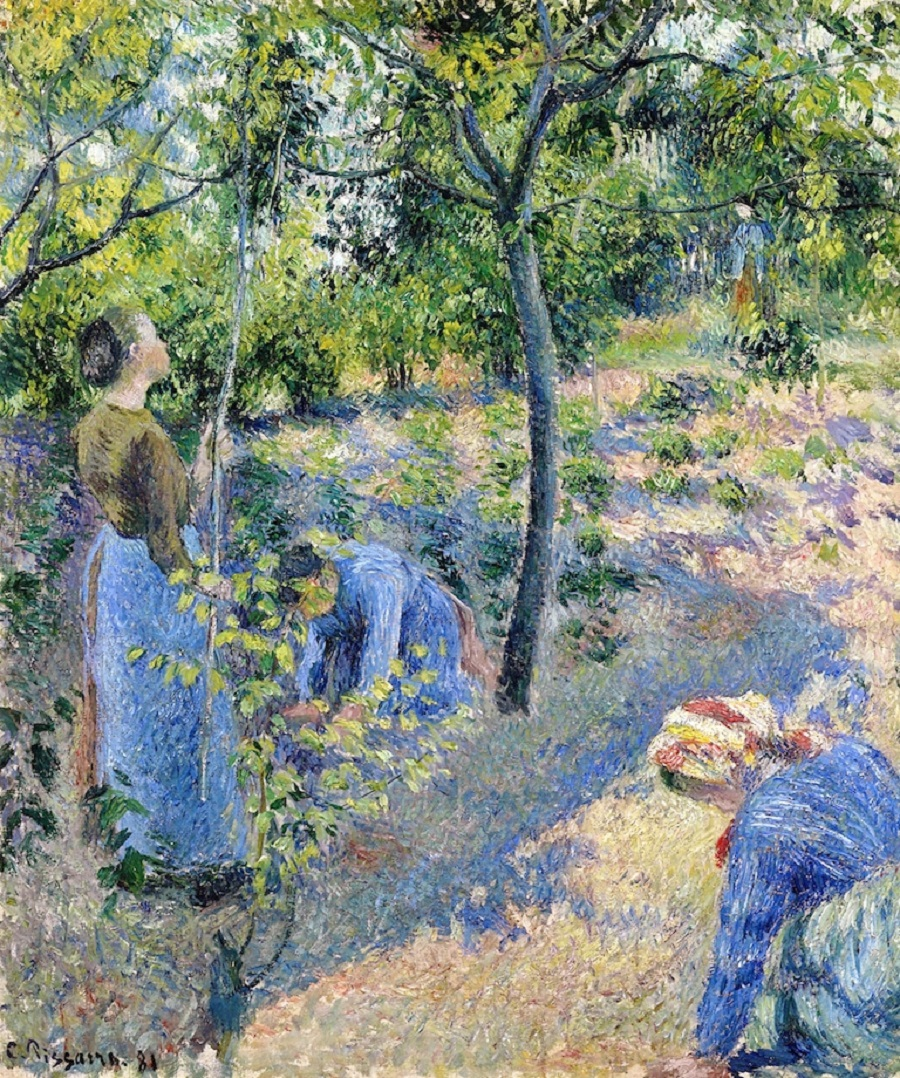 Camille Pissarro: It's About Time: July 2015