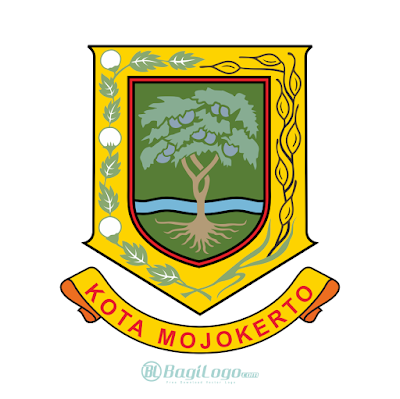 Kota Mojokerto Logo Vector