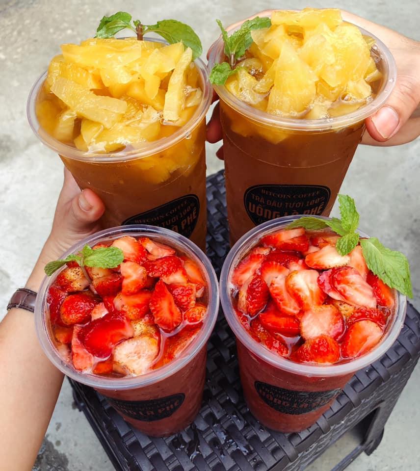 Top 5+ các quán trà dâu ngon nhức nách Sài Gòn